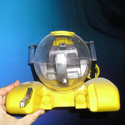 3d modeling submarine 01