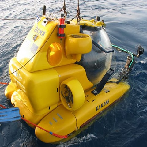 3d modeling submarine real