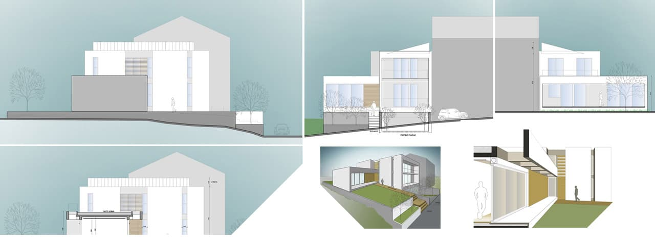 Architecture Design Of House