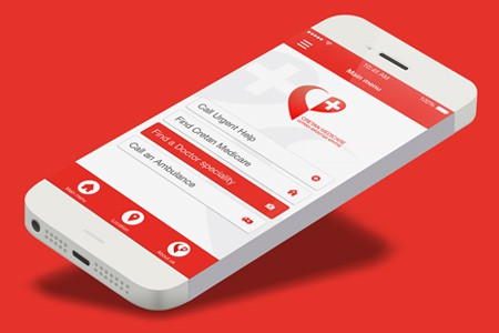 Cretan Medicare – Mobile application for ios and android