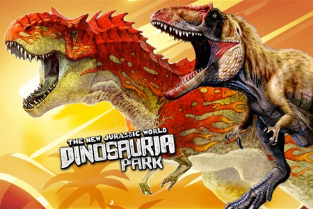Dinosauria Park – Theme park with prehistoric animals