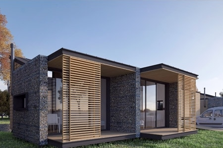 Tiny Home Community Competition 2015 – 3d architectural visualization
