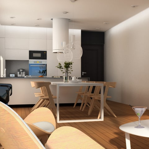 3d interior house in athens 03