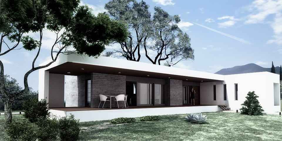 3d exterior villa in athens concepts 03