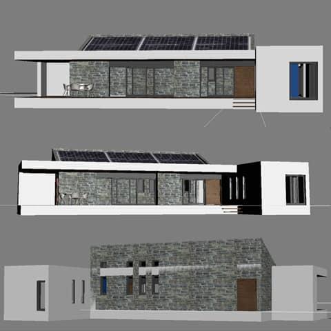 3d exterior villa in athens concepts01