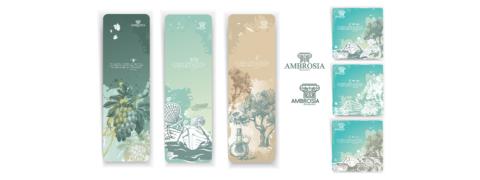 SOUPLA posters logo ambrosia restauran part2
