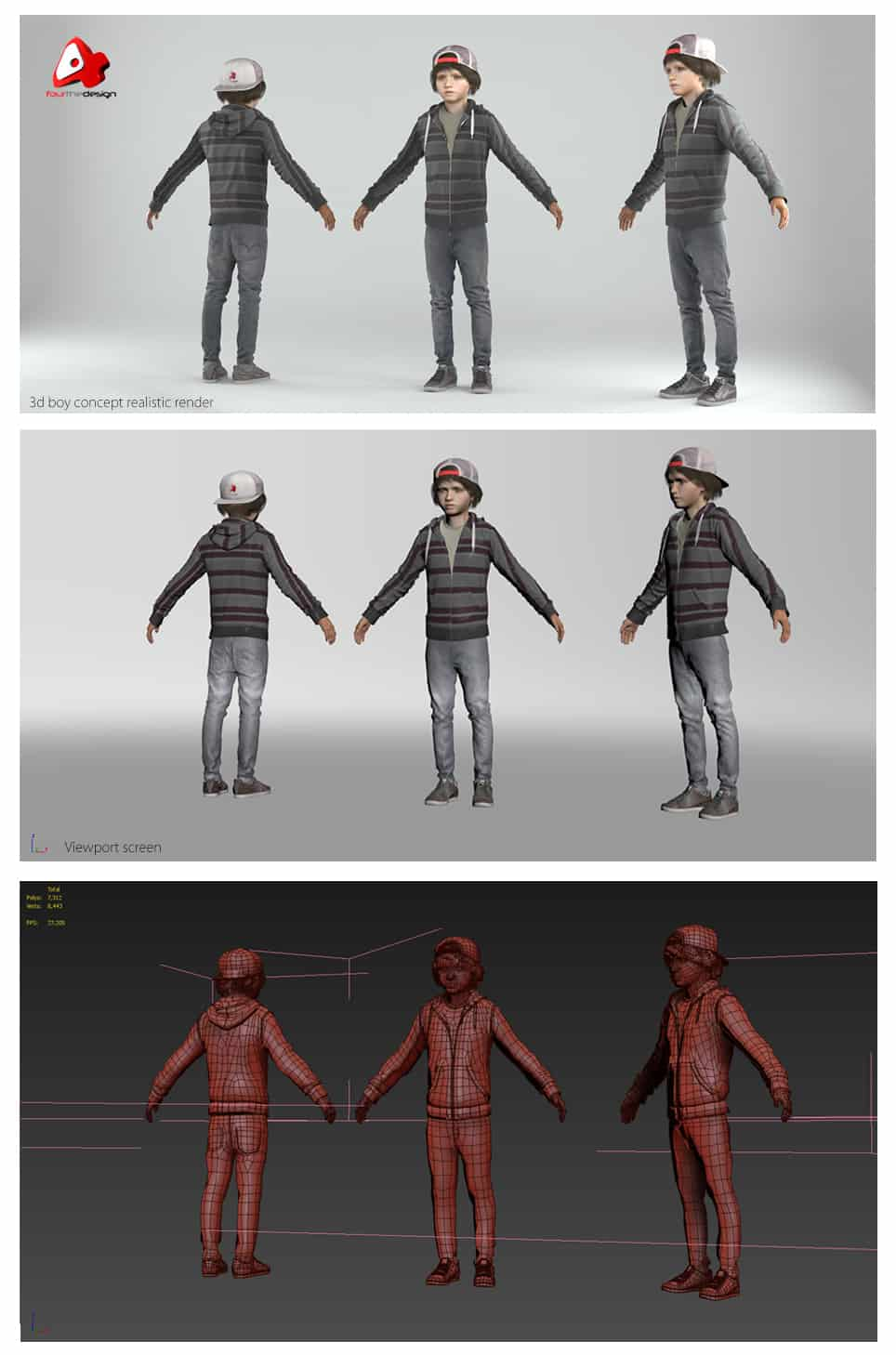3d video game characters having some fun 10 part 2 of 2 6