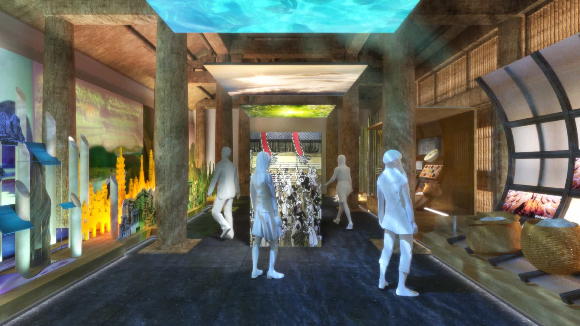Museum and Exhibition Design