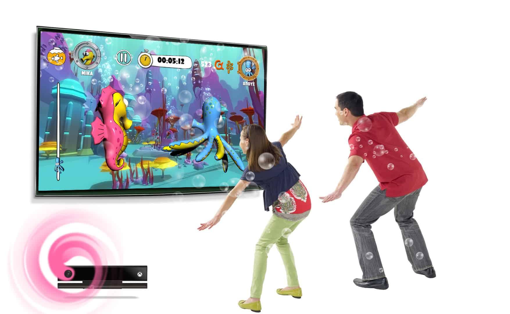 Διαδραστικά παιχνίδια για παιδιά – Εκπαιδευτικές διαδραστικές εφαρμογές