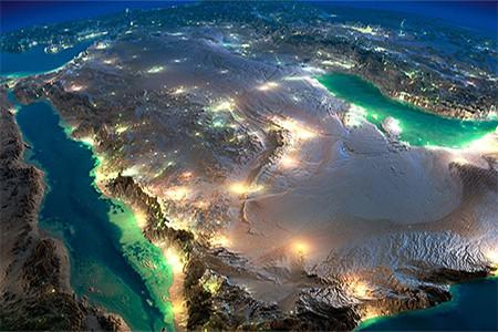 Interactive installations – Touchscreen Design – kingdom of Saudi Arabia