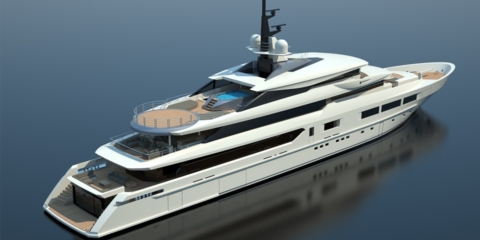 3D Yacht Renderings 2
