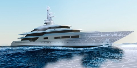 3D Rendering and visualization of boats