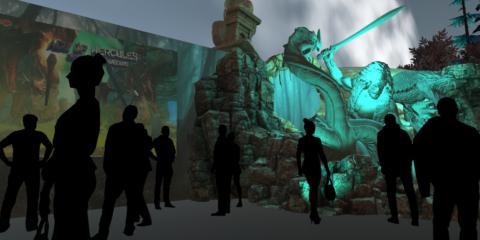 hydra hercules theme park