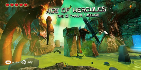virtual reality games crete