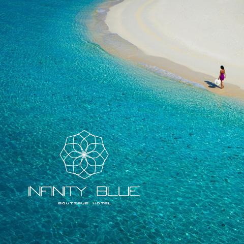 turist infinity blue Ad